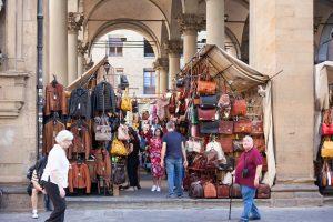 Lederwarenmarkt